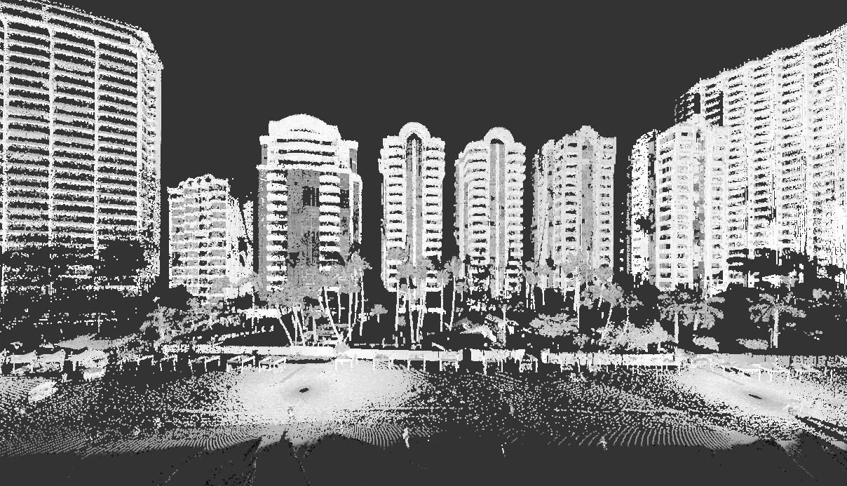 Escaneo y topografía de edificios