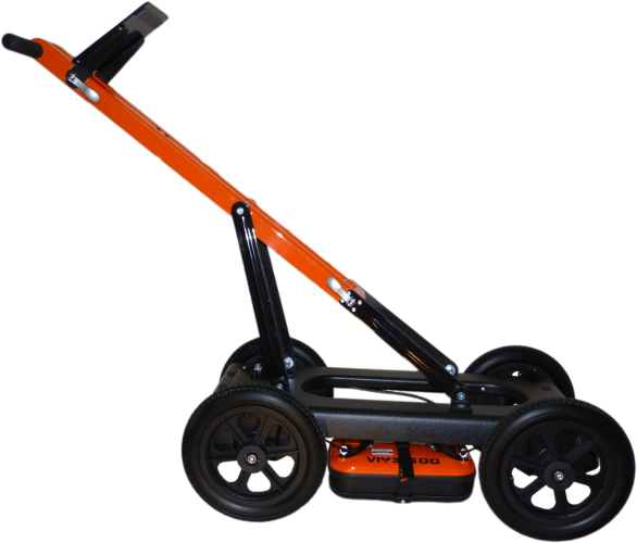 VIY3-500 with cart